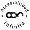 Logo accesibilidad infinita