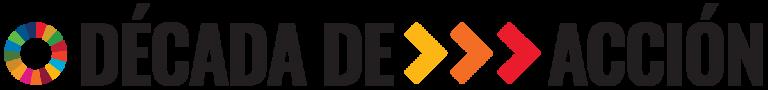 Logo ODS 2030 Década de acción